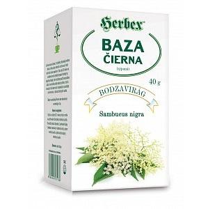 Baza čierna (Sambucus nigra) - sypaný čaj