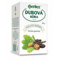 Dubová kôra (Quercus cortex) - sypaný čaj