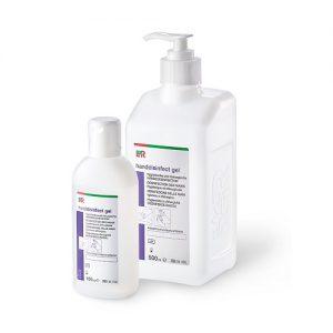 Handdisinfect gél etanolový prípravok na dezinfekciu rúk