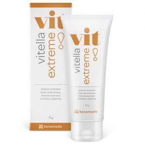 Vitella Extreme 75g - vitamínová masť na suchú pokožku