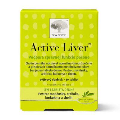 Active Liver 30 tbl.