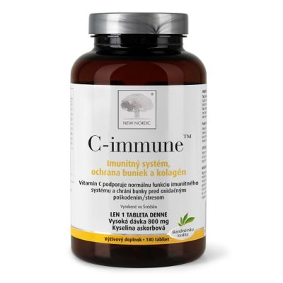 C Immune s vysokou dávkou vitamínu C